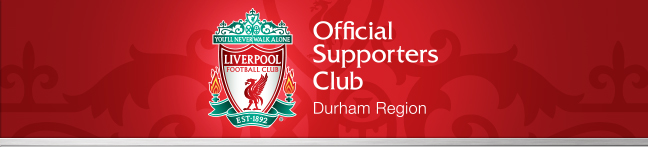 Liverpool Supporters Club - Durham Region Canada